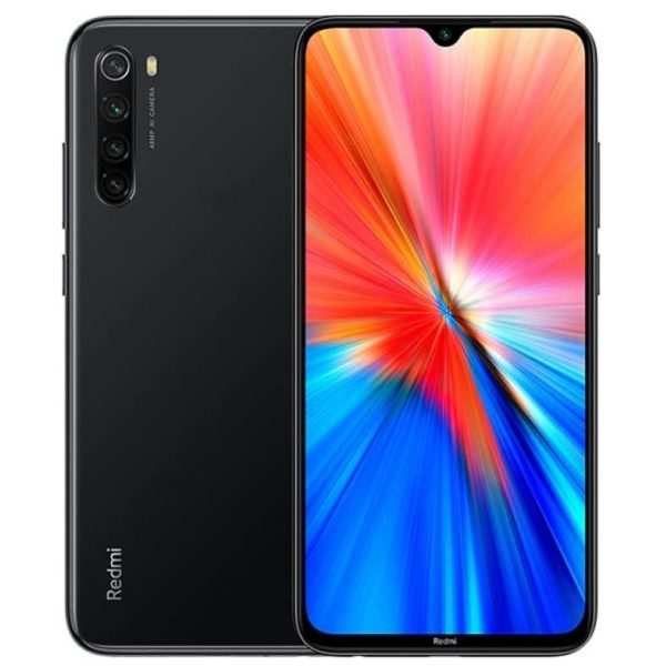 XIAOMI REDMI NOTE 8 (2021) - Smartphone 6,3 pouces Full HD+ 48 mégapixels