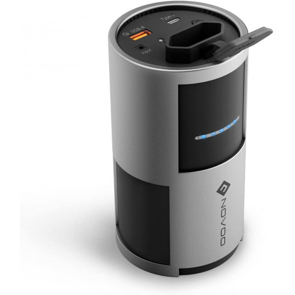 Batterie externe avec prise Secteur 220V-240V 85W - 22500mAh - NOVOO