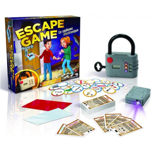Escape Game pour enfants - Le cadena électronique Le cadenas électronique - Escape Game pour Enfants - DUJARDIN