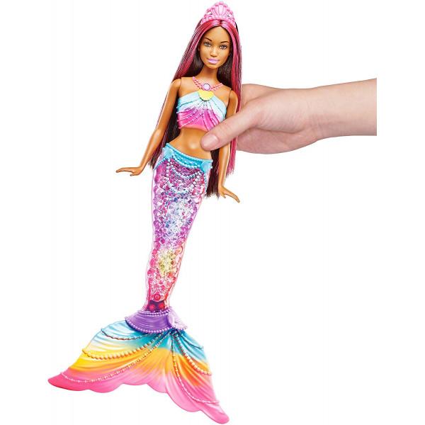 Poupée Barbie Sirène - Dreamtopia - Divers modèles disponibles
