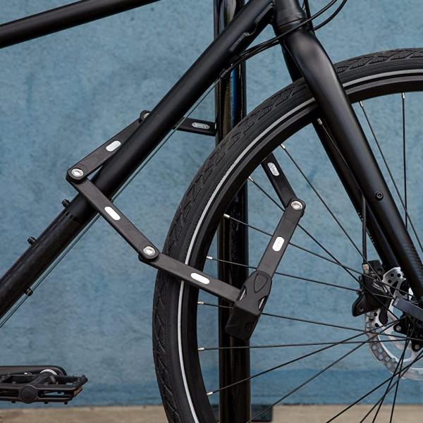 Antivol pliable pour Vélo - Abus Bordo Granit X-Plus Big 6500/110