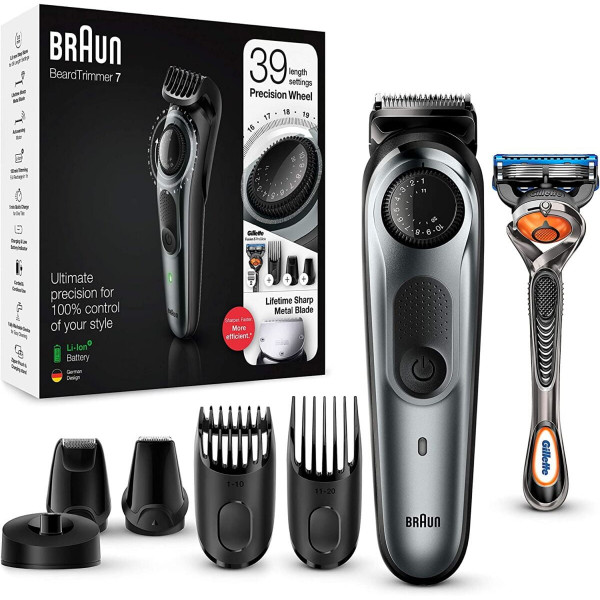 Tondeuse à barbe BRAUN pour barbe moyenne - Accessoire homme 91yjUMgl-4L._AC_SL1500_