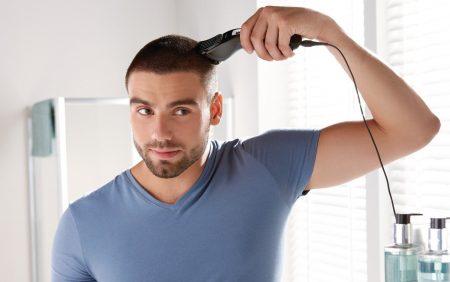 comment se couper les cheveux avec une tondeuse ?