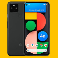 Google pixel 4A 5G Google Pixel 4A 5G - Smartphone Ecran 6,2 pouces - 128 Go