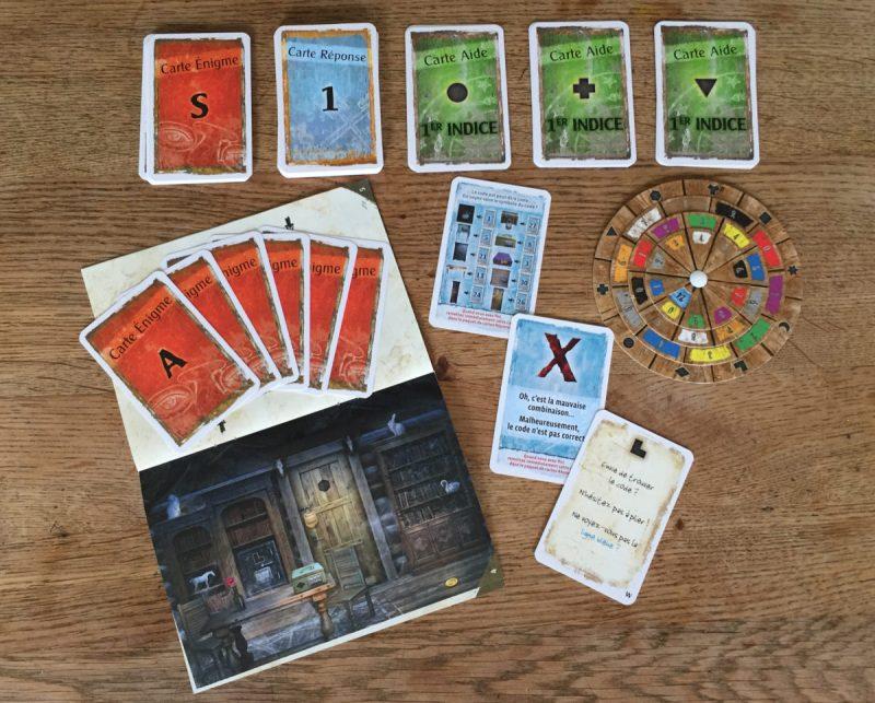 Le jeu EXIT est un escape game très bien pensé pour jouer à la maison
