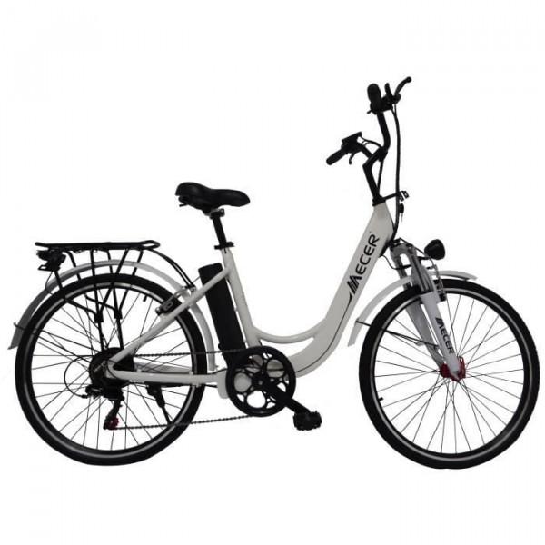 Vélo électrique de ville - 55km - MECER 26'