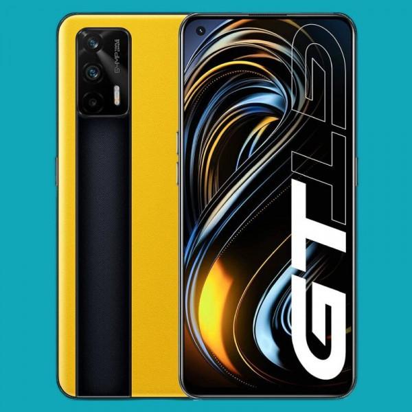 REALME GT Racing Yellow - 5G - 128Go - Snapdragon 888 - Ecran 6.43