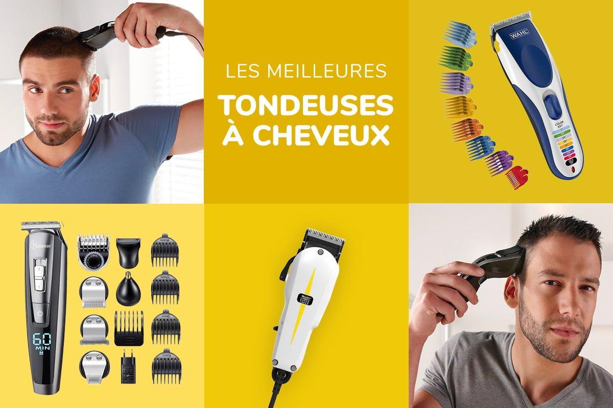 Guide des meilleures tondeuses à cheveux pour les hommes - tests produits